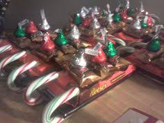 christmas table favors to make winter party favors diy snow dough christmas party favors