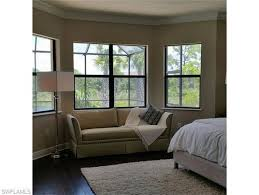window coverings for black casement windows in the bedroom