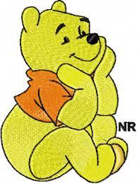 winnie pooh free machine embroidery free machine