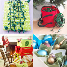 how to store christmas lights our best holiday storage solutions from better homes and gardens