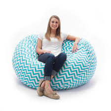 furry bean bag chairs blue bean bag chair blue vinyl bean bag