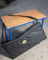 tembo tusk camp table step 22 bag combo jackcovers com hi