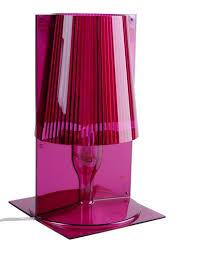 Kartell Table Lamp Kartell Take Table Lamp Design Art Kartell Online On Yoox