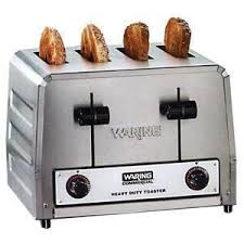 Waring Toaster Ovens Waring Wct800 Stainless Steel 120 Volt Heavy Duty Toaster Free
