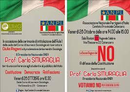 sede presidente della repubblica italiana il presidente nazionale dell anpi carlo smuraglia venerd祠 28