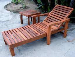 Poolside Chair 100 Solid Wood Pool Lounger Made From Redwood