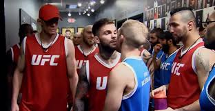 watch footage finally emerges of cody garbrandt choking tj dillashaw