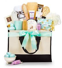 food baskets delivered tranquility spa collection spa gift baskets give the gift