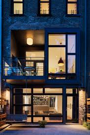 What Is A Mid Century Modern Home Redtop Architect U0027s East Village Reno Combines Mid Century Modern
