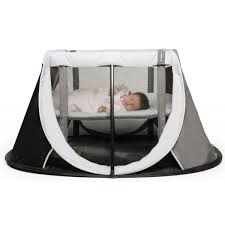 aeromoov instant pop up travel cot with bassinet by affordable baby