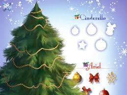 Virtual Christmas Tree Decorating - the disney princess a royal christmas for ipad iphone and ipod