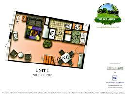 executive studio bellagio live townships megaworld at