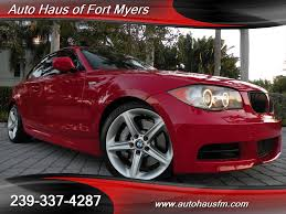 2011 bmw 135i coupe ft myers fl for sale in fort myers fl stock