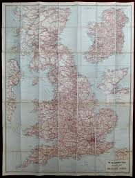 Stanford Maps Great Britain Maps For Sale