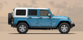 old jeep models jeep adds two special edition models to wrangler lineup