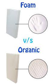 Organic Foam Crib Mattress Review Organic Crib Mattress Or Foam Crib Mattress Top Best