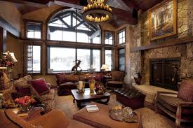 rustic decorating ideas for living rooms inspirations and room