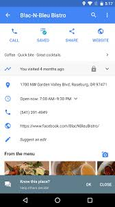 Timeline Maps Google Maps Beta Update Brings Design Changes And Improved