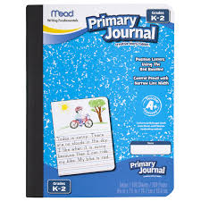 raised line writing paper mead early learning primary journal walmart com