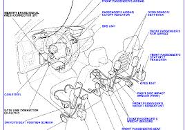 2008 honda civic airbag location of air bag module on 2005 honda crv