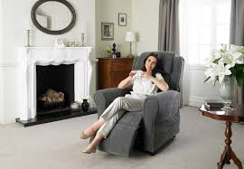 Sleeping Armchair Riser Recliner Chairs For The Elderly By Adjustamatic