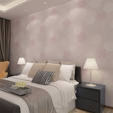 Bedroom Purple Wallpaper - online buy wholesale wallpaper purple from china wallpaper purple