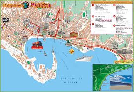 Map Of Genoa Italy by Messina Tram Map For Free Download Map Of Messina Tramway Network