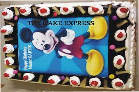 micky cake batman cake delhi cartoon cake noida gurgaon delhi