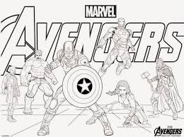 avengers coloring pages coloring pages kids