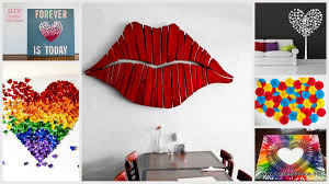 Diy Paintings For Home Decor 25 Creative Diy Wall Art Projects Under 50 That You Should Try