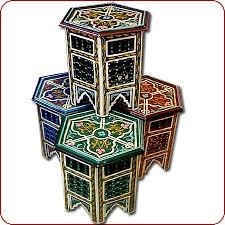 moroccan tea table stand moroccan corner table moroccan side table tea table bazaar style