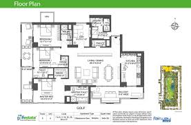 Estate Floor Plans by Overview M3m Golf Estate M3m India Pvt Ltd At Sector 65