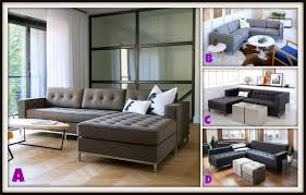 modern sectionals to fit every living room zin home blog