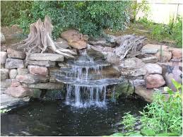backyards terrific backyard ponds with waterfall pond with