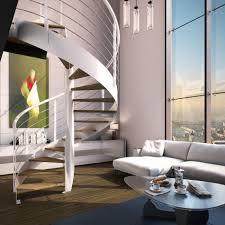 escalier design bois metal escaliers davy escalier odéon