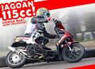 Foto Modif Stiker Honda Beat 2011