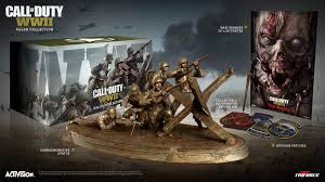 call of duty wwii pre order bonuses game preorders
