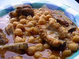 cuisiner pois chiches recette de ragout de pois chiches a l espagnole