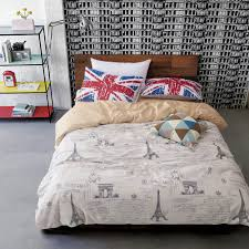 Eiffel Tower Comforter Vikingwaterford Com Page 124 Country Teenage Bedroom With White