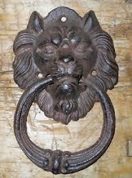 lion door knocker lion door knocker ebay