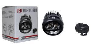 led automotive work light round led work light spot