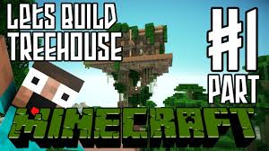 Treehouse Design Software by Minecraft Lets Build Hd Jungle Treehouse Part 1 Youtube