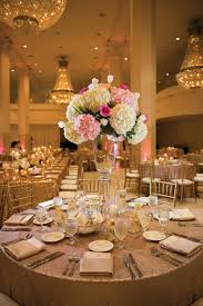 Wedding Centerpieces For Round Tables by Gorgeous Hydrangea Decoration For Wedding Table Centerpiece