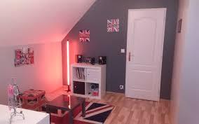 chambre de fille ado moderne chambre armoire idee exemple ans deco fille ado en gris