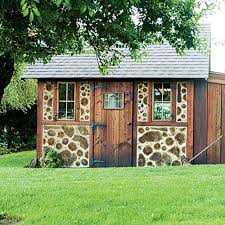 Backyard House Shed by Poppytalk The Beautiful The Decayed And The Handmade Backyard