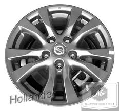 nissan altima lug pattern nissan 62718h oem wheel 403009hp9a oem original alloy wheel