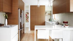 modern kitchen cabinet design for small kitchen interior design a small modern kitchen with smart storage
