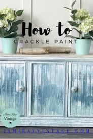 white crackle paint cabinets how to crackle paint boho farmhouse beach cabinet youtube video