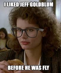 Jeff Goldblum Meme - image 178234 hipster know your meme