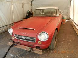 vintage datsun convertible datsun 1600 sports hemmings motor news